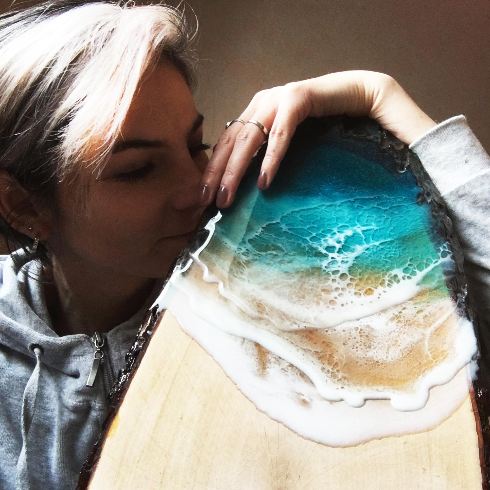 Artist Kristina Karg