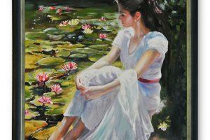 Oil on Canvas 60x80 cm