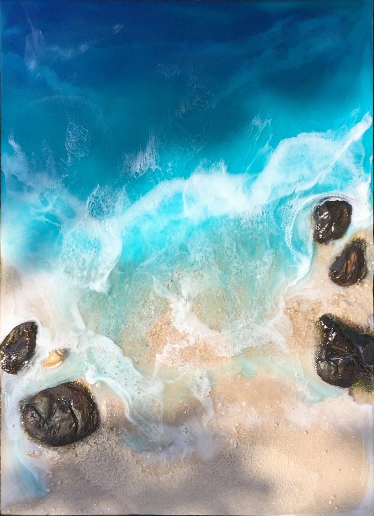 Calming Ocean