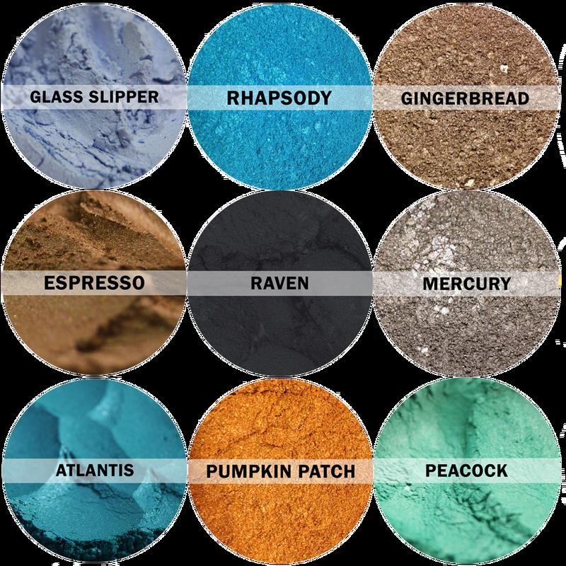 Metallic Pigmente
